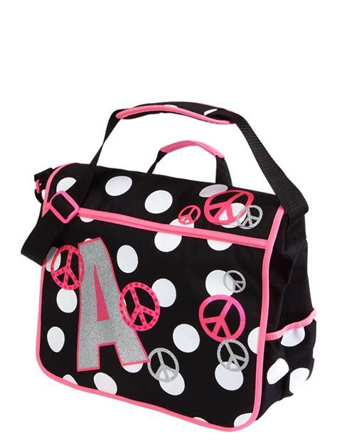 Girls Justice Backpack Messenger Bag