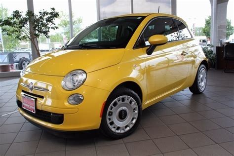 Fiat 500 Pop For Sale by 2015 Fiat 500 Pop For Sale At Noland Used Colorado Springs