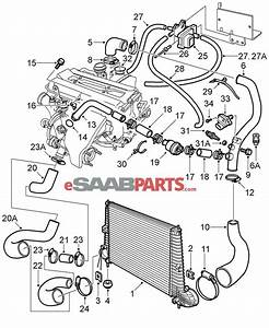 2005 Saab 9 5 Engine Part Diagram Basic Guide Wiring