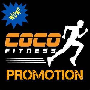 Coco Fitness Promotion
