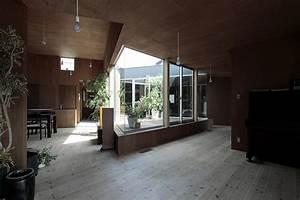 Architecture à Vivre : maison japonaise avec patio ~ Melissatoandfro.com Idées de Décoration