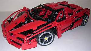 Lego Technic Ferrari : magnemation stop motion animation with lego and magnets by ffrangconator ~ Maxctalentgroup.com Avis de Voitures