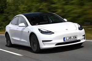 New Tesla Model 3 Standard Range Plus 2019 review | Auto Express