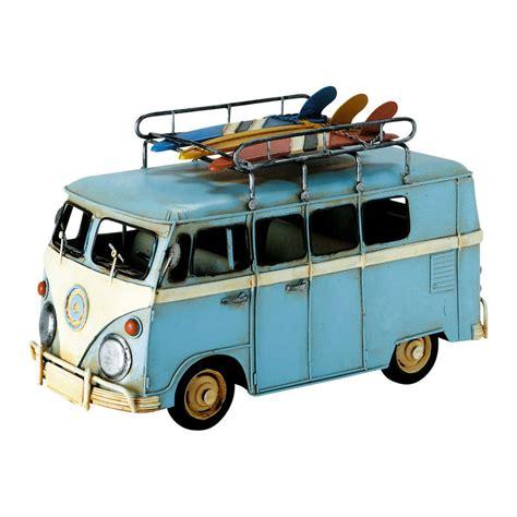 cadre décoration chambre bébé minibus surf maisons du monde
