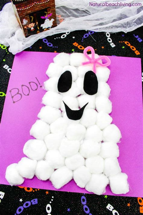 cotton ghost craft for best 25 crafts for ideas on crafts 7525
