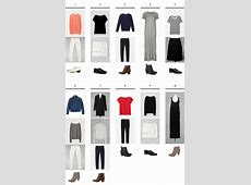 Building a Capsule Wardrobe from Scratch An Example