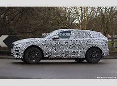 Jaguar FPace Spied, Lamborghini Aventador SV Leaked