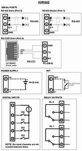 Modbus Rtu Master With Digital Io Dat9000io