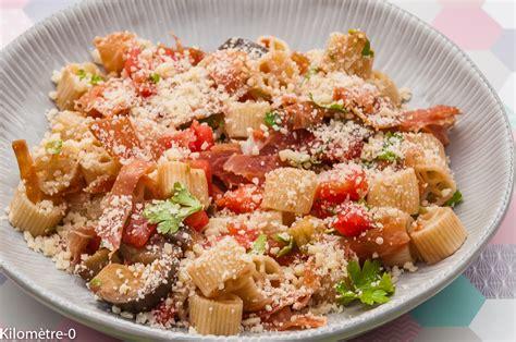 cuisine italienne pates salade de pommes de terre aux brocolis et aux oeufs kilometre 0 fr