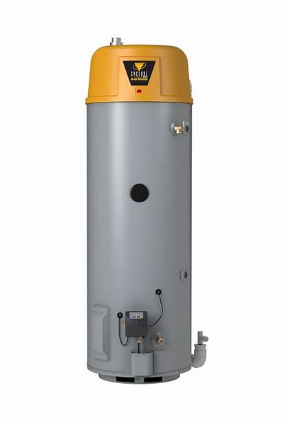 Cyclone Commercial Water He Heaters Gas Vent