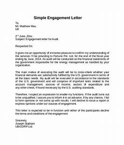 engagement letter 9 download free documents in pdf With tax engagement letter template