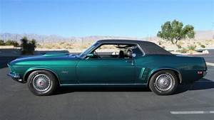 1969 Ford Mustang Grande 302 V8 F Code  Fully Optioned  Ac