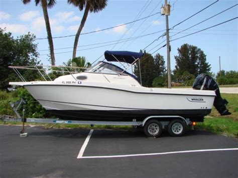 How Much Are Boston Whaler Boats by Boston Whaler 235 Conquest Boats For Sale