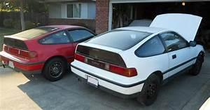 One Quick Crx  Meet My 1988 Honda Crx Hf