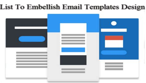 Designing An Email Template by Email Templates Design Email Templates Designing Tips
