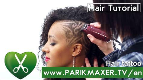 How To Hair by Hair Hair Tattoos How To Hair 4