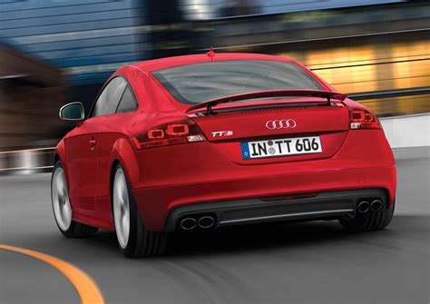 Audi Sets 2009 My Prices For The All New Tts Coupe And Tts