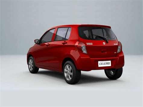 Maruti Celerio Price, Pictures & Comparison With i10 & Wagon R