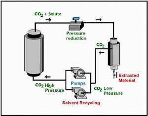 Co2 Extraction And Ethanol Extraction For The Hemp And