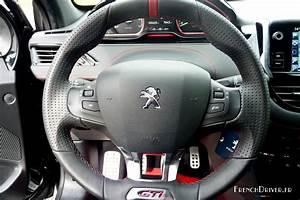 Peugeot 208 Gti Prix : essai de la peugeot 208 gti 30th l 39 exemple suivre french driver ~ Medecine-chirurgie-esthetiques.com Avis de Voitures
