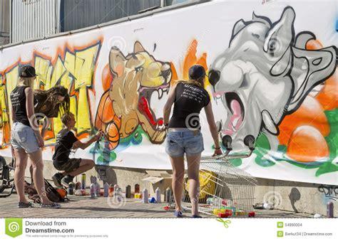 Grafiti Rafli : The Street Contest Drawing