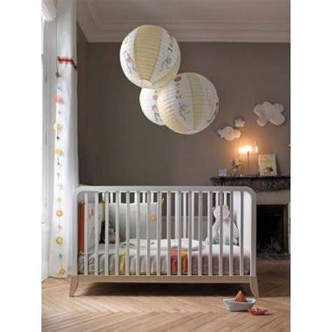 chambre bebe galipette lit bebe 70x140 moulin roty by galipette flocon frêne blanc