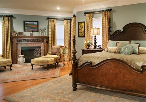 17+ Traditional Bedroom Designs, Decorating Ideas Design