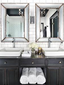 salle de bain ancienne un charme authentique et irresistible With miroir salle de bain style ancien