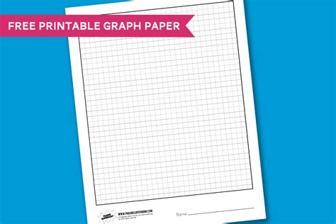free division worksheets on graph paper division
