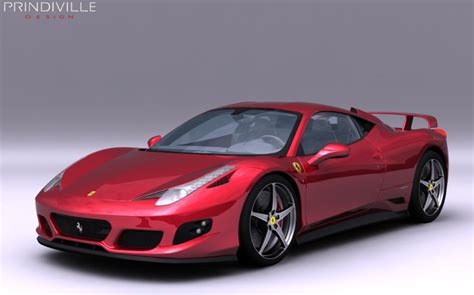 Top Speed 458 by 2012 458 Italia By Prindiville Design Review Top