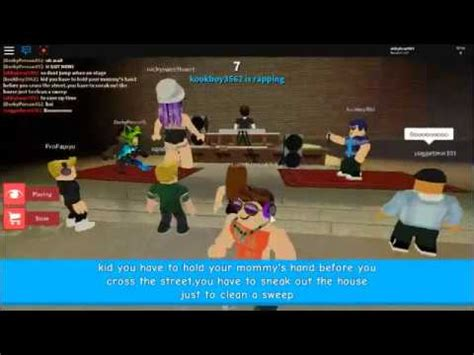 Roblox Really Good Good Raps Good Rap Battle On Roblox Drone Fest