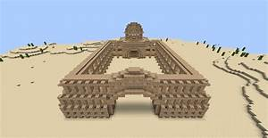 Desert Palace Minecraft Project
