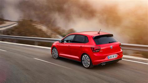 2018 Volkswagen Polo First Look Photo