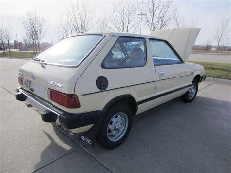 subaru wagon 1980 1980 subaru 1600 dl estate related infomation