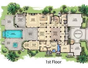 mediterranean mansion floor plans mediterranean home plans and house floor plans at coolhouseplans com