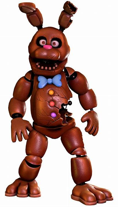 Fnaf Bonnie Ar Chocolate Render Simple Fivenightsatfreddys