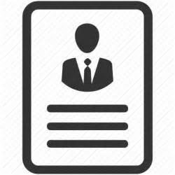 resume icon gallery