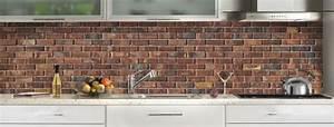 C Macredence Com : cuisine rouge brique ~ Nature-et-papiers.com Idées de Décoration