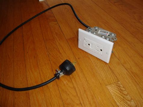 surge protector bad grounded says prong converter