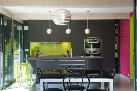 deco cuisine vert 20 inspirations pour une idée déco cuisine et apaisante