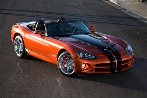 Dodge Car : 2010 Dodge Viper Srt10 Review