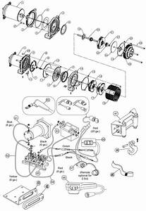Vantage Electric Vehicle Wiring Diagram