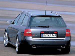 2003 Audi Rs6 Pictures Information And Specs Auto
