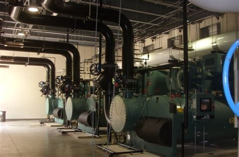 middle tennessee state university chiller plant turner