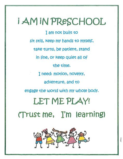 quotes for preschoolers preschool reading quotes quotesgram 237