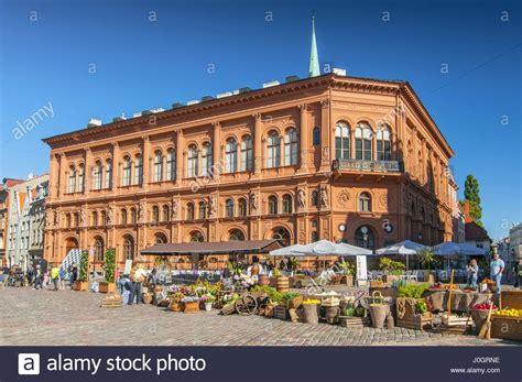 riga latvia art nouveau museum stock  riga latvia