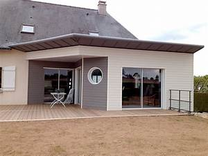 Extension Maison Bois Kit : extension en bois latest avantages extension bois with ~ Melissatoandfro.com Idées de Décoration