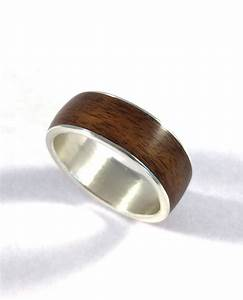 mens wedding band wood ring wood wedding band wooden With wooden male wedding rings