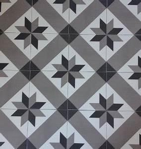 Imitation Carreaux De Ciment : carrelage aspect carreau ciment nivault ~ Dailycaller-alerts.com Idées de Décoration
