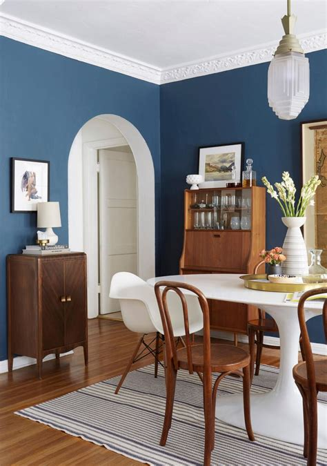 ideas  blue dining rooms  pinterest blue